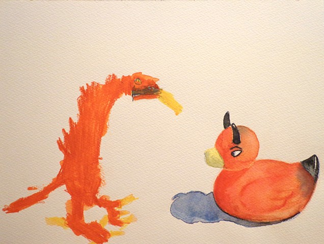 Dragon & Duck