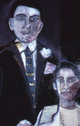 The Wedding Party (detail)