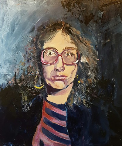 1970 Self-Portrait