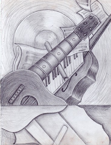Jazz Pencil | AVAILABLE