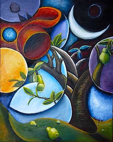 Pear Tree SOLD