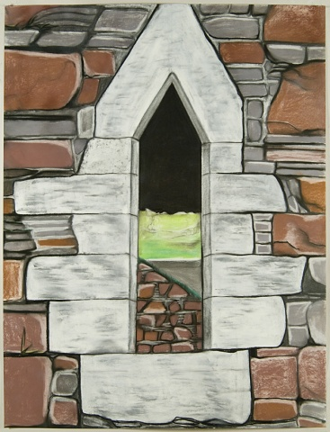 Window #42 Iona #3