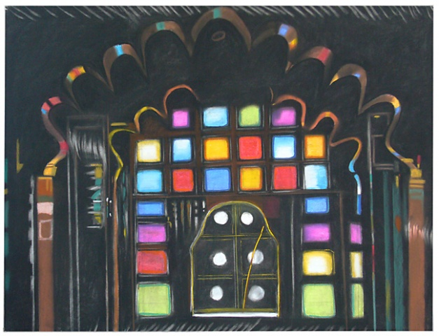 50.stained glass #2