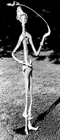 "Mime, 1989 ""Marcel Marceau"""