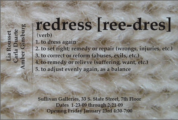 redress