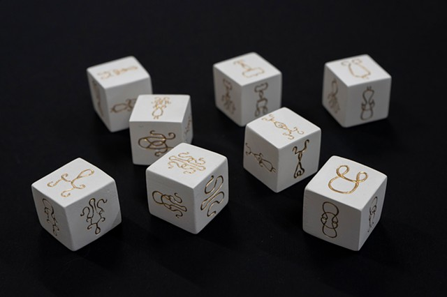 Dice Set, Open