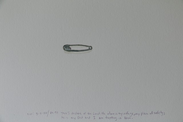 March 11/Safety Pin