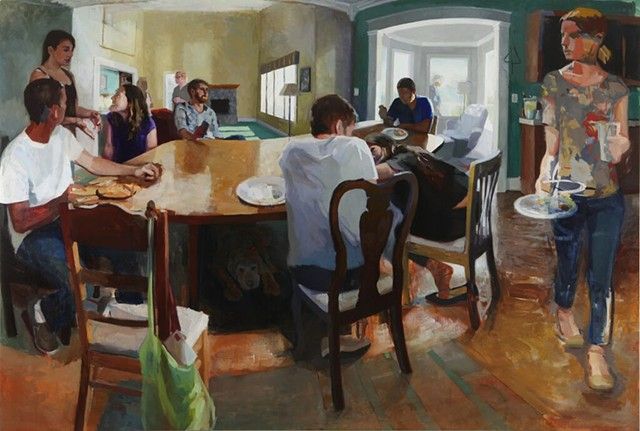 "Kari Dunham, ""Come to the Table"""