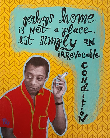 james baldwin III