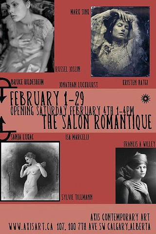The Salon Romantique at Axis Gallery
