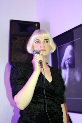 Molly Nilsson in Berlin