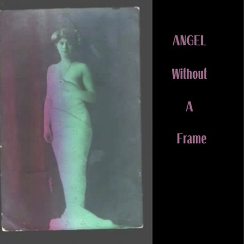 Angel without a frame (single) solo piano