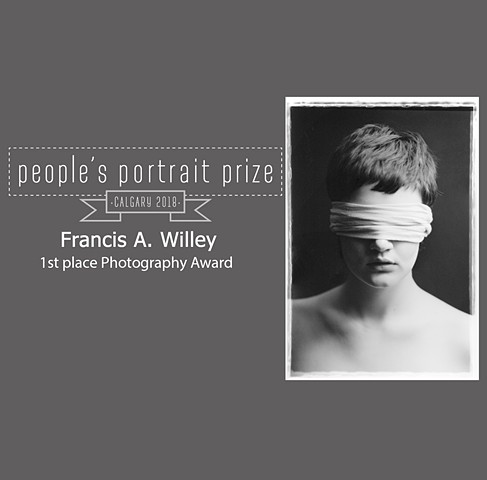 People's Portrait Prize 2018