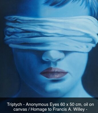 from Triptych - Anonymous Eyes/ Homage to Francis A. Willey