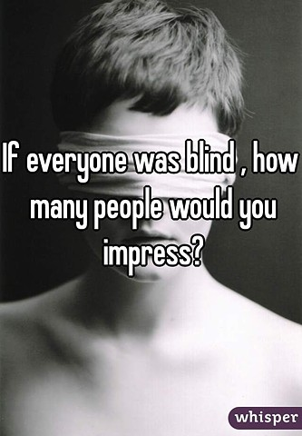 Blindness meme 89