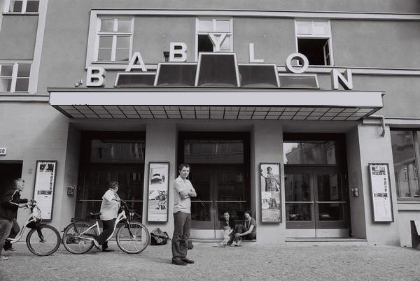 Babylon theatre in Berlin-Solo piano concert