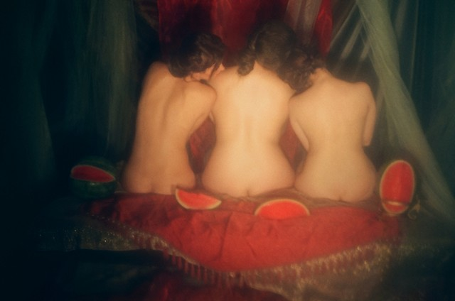 The three graces of Citrullus