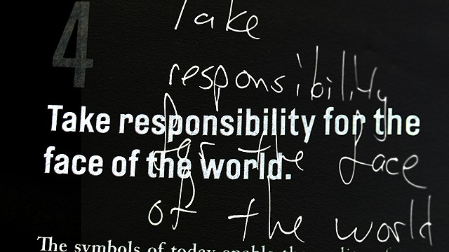 Lesson 5 (Timothy Snyder): Take Responsibility