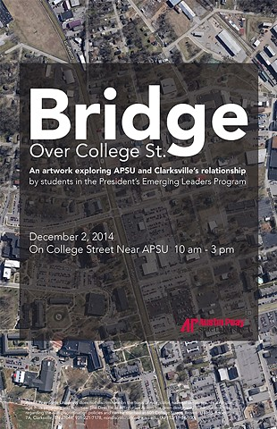 Bridge Over College Street - with PELP students