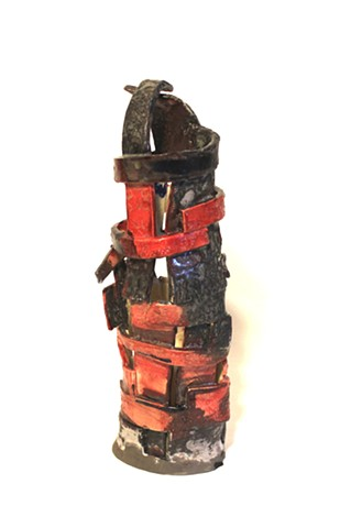 Ceramic, tower