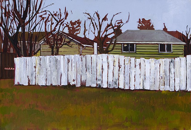 White Picket Fence SOLD