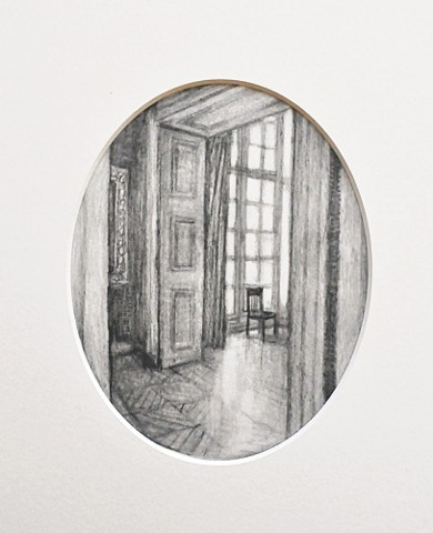 Paris Suite Drawing 2