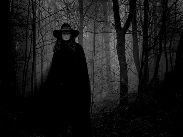 The Witch - Black Forrest, Germany - 2017