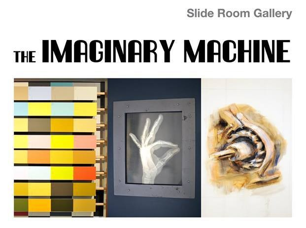 The Imaginary Machine, Slide Room Gallery