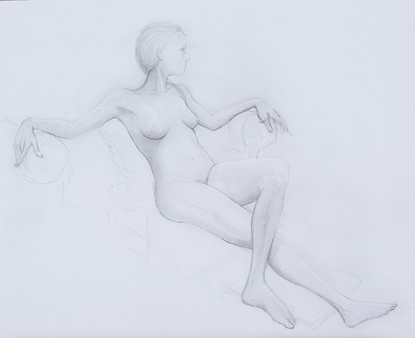 """Figure Drawings and Paintings"""