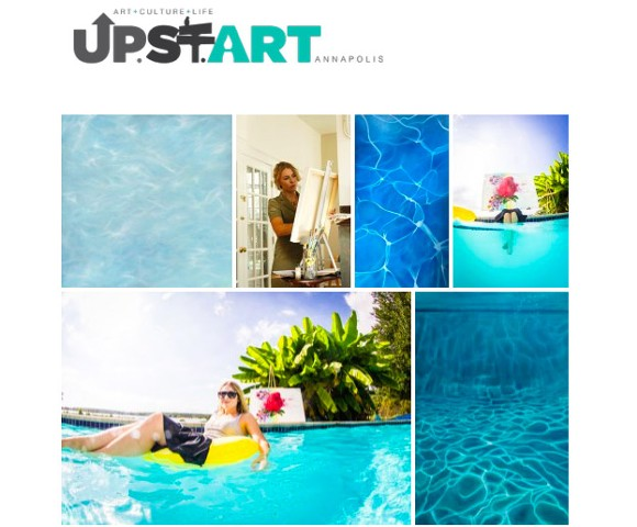 UpStArt Magazine Feature