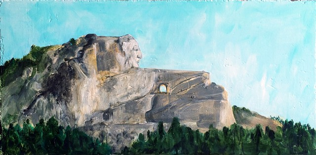 Crazy Horse // The Monument
