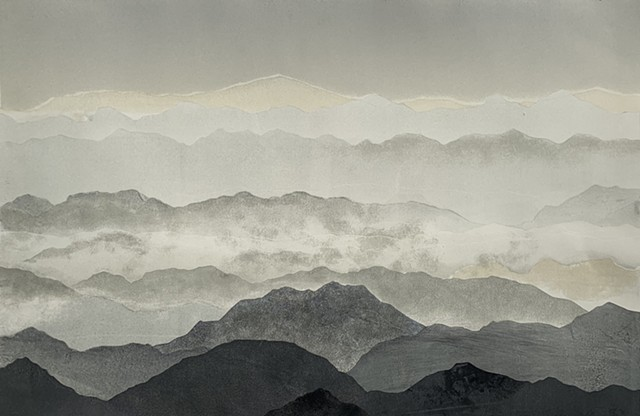 Misty Mountains (SOLD)