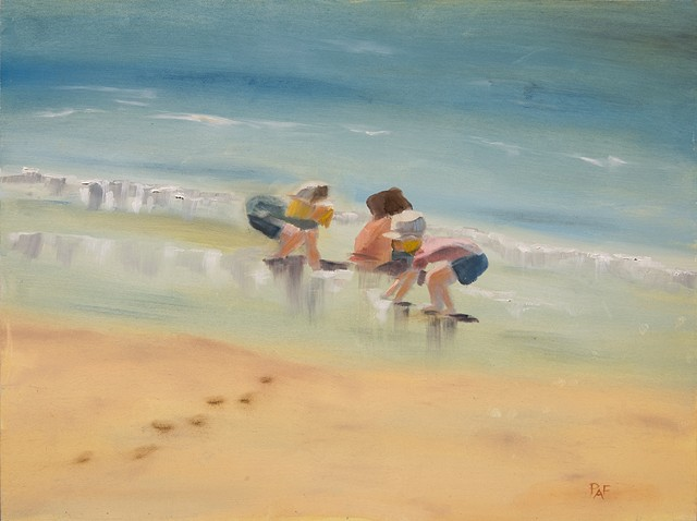 Beachtime - SOLD
