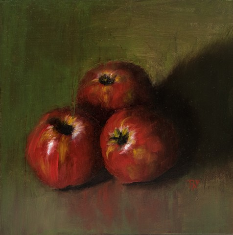 Apple of My Eye - SOLD