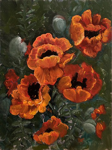 Poppy Time - SOLD