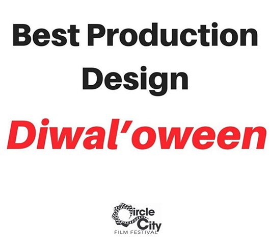 11th Award! Best Production Design at Circle City Film Fest Indianapolis (USA)