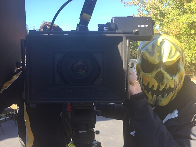 halloween, DP, camera
