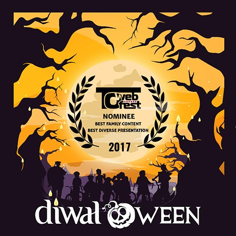 Nominee for 2 Awards at Toronto WebFest