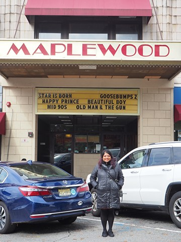 Sold Out at Maplewood Movie Theater w/ Diwali Festival NJ