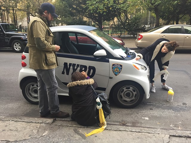 Production Design, NYPD