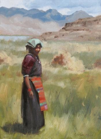 Tibetan Harvest Study