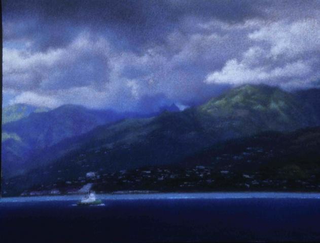 Tahiti Coast