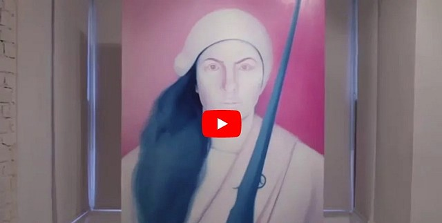 "ARET GICIR  ""Between Fire and Sword"" Exhibition Video Directed by Isik Kaya"