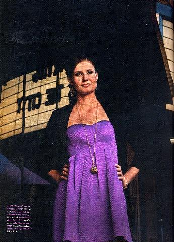Model wearing the Elizabeth Bracelet
