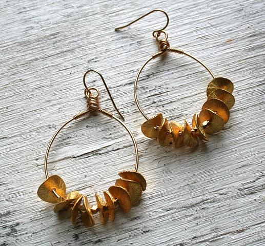 Hallie earrings