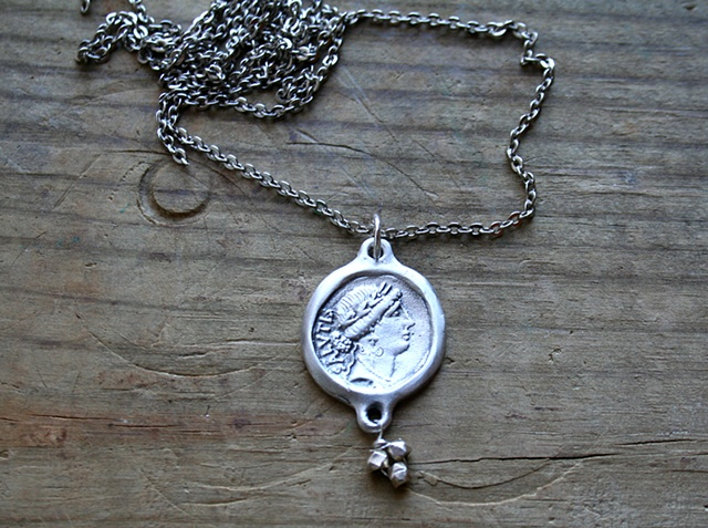 Salvtis Coin Necklace