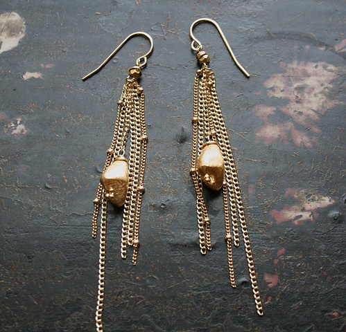 Goldie earrings
