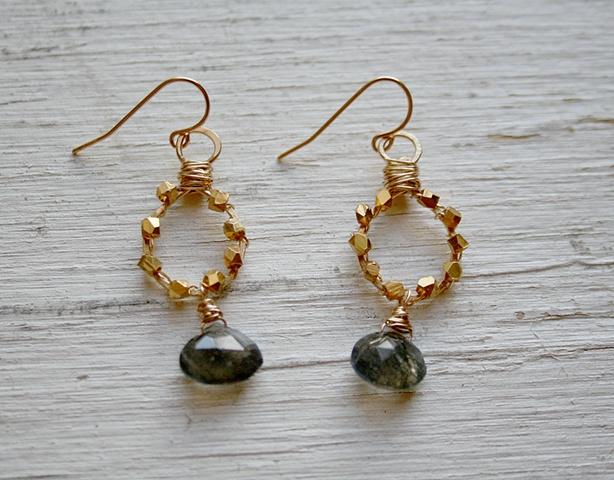 Dusk Earrings