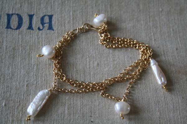 Pendulum Bracelet