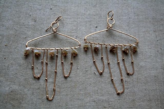Mumbai Earring